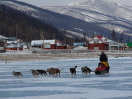 Day 2 - Khentii – Departure for the dog sledding adventure