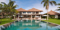 Villas in Bali, Thailand and Sri Lanka